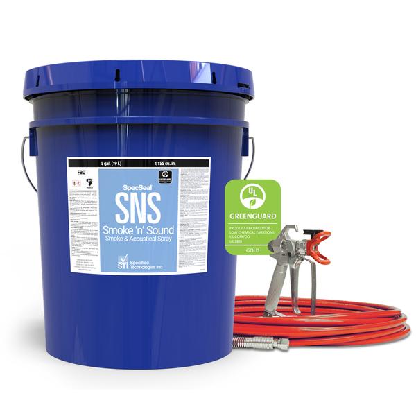 SNS Spray Slider